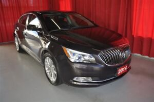 2014 Buick LaCrosse CXL Leather
