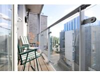 **Clean and Bright Modern 1 bedroom Apartment in great location Clapton, with Private Balcony**