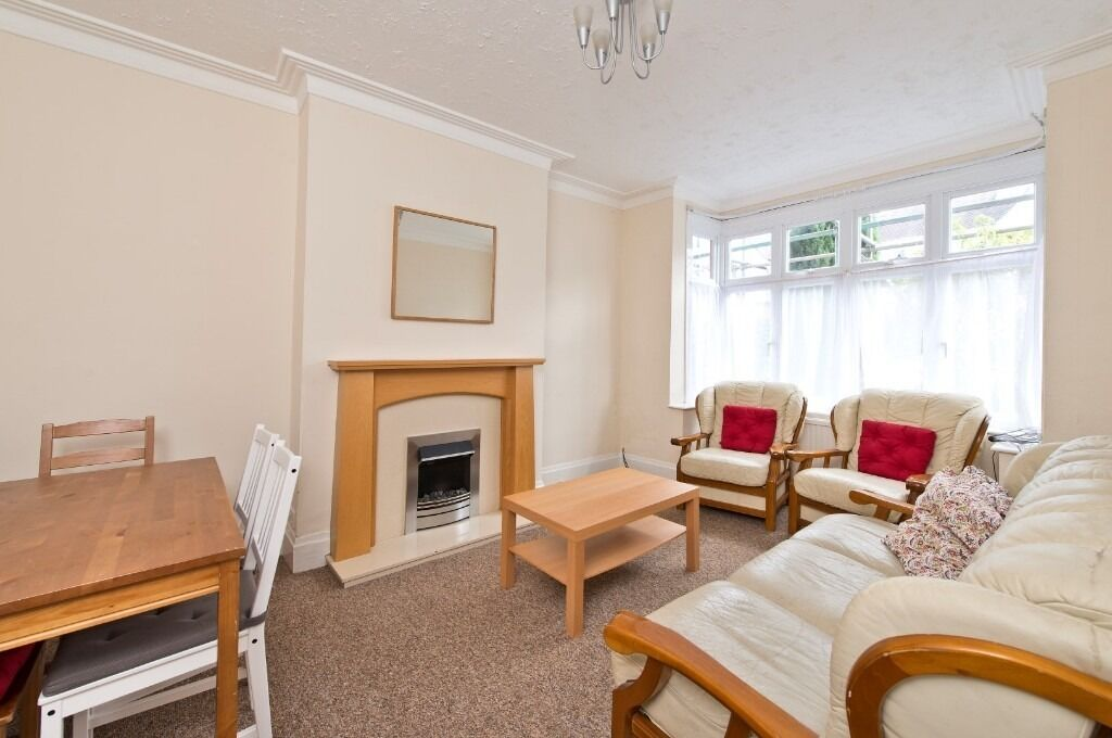Rannoch Road - well-presented four double bedroom period house