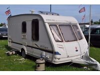 Sterling Europa 480-2 Caravan 2 Berth 2003