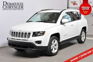 2016 Jeep Compass HIGH ALTITUDE**CUIR**TOIT OUVRANT**