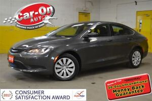 2015 Chrysler 200 Only 7,000 km AND LOADED.