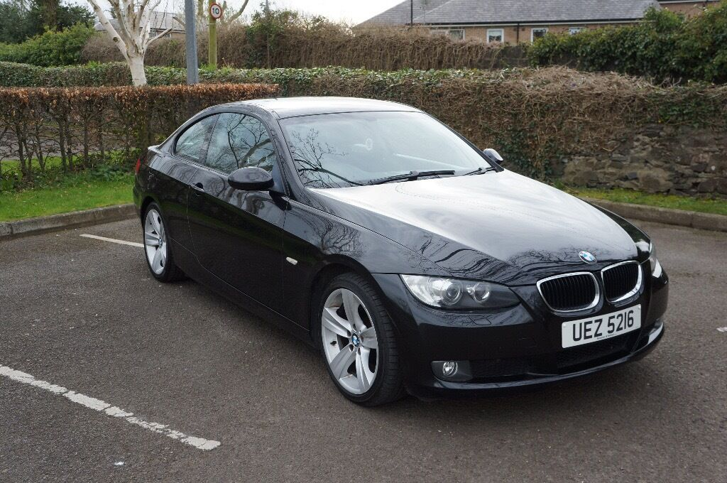 july 2008 bmw 320 i se coupe full service history and low miles cars in banbridge. Black Bedroom Furniture Sets. Home Design Ideas