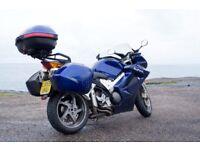 Honda VFR 800 sports/tourer