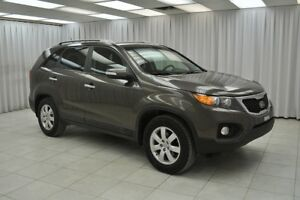 2012 Kia Sorento LX FWD SUV w/ BLUETOOTH, HEATED SEATS, USB/AUX