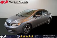 2015 Honda Civic EX| Honda Starter, Tint, Power Group!