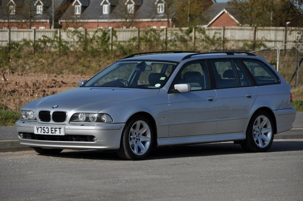 2001 BMW 530d E39 Touring Automatic | in Buckshaw Village ...