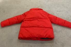 Lady's Red winter coat