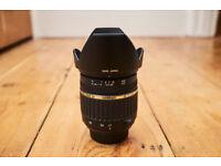 Tamron AF 17-50mm f/2.8 XR Di II Lens - Nikon fit
