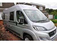 autotrail tribute 670 as new condition very low miles every extra fitted