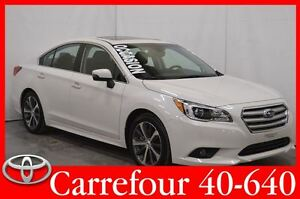 2017 Subaru Legacy 3.6R Limited Tech. GPS+EyeSight+Demarre