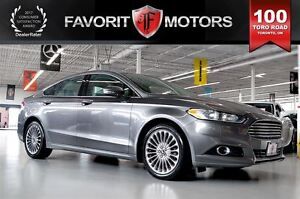 2013 Ford Fusion Titanium ECOBOOST AWD | LTHR | BACK-UP CAMERA