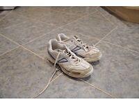 Gray-Nicolls size 8 cricket boots