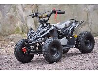 BRAND NEW ATV QUAD Bike 2017 Pit Mini motor Scrambler 49cc Pocket Dirt 50cc Moto Kids Motorbike