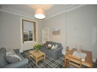 REFURBISHED TWO BEDROOM FLAT AVAILABLE IMMEDIATLY IN HEART OF WEST END OF GLASGOW