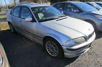 2000 BMW 3 Series TOIT OUVRANT - CUIR - BLUETOOTH - GR ELE