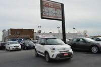 2014 Fiat 500L Trekking *HEATED SEATS & NAV*