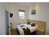 Lovely Self-contained Holland Road Studio Short Let All Bills Included £300pw