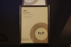 SET of 6 WILKO Photo Frames 20 x 15 cm