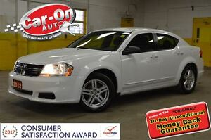 2012 Dodge Avenger LOADED !!!