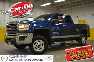 2015 GMC SIERRA 2500HD DBL CAB LOADED 4X4 REAR CAM ALLOYS