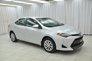 2017 Toyota Corolla LE SEDAN w/ BLUETOOTH, HEATED SEATS, CLIMATE
