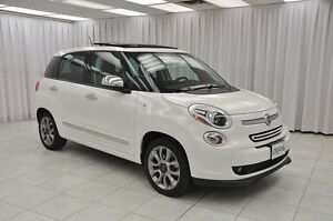 2015 Fiat 500 500L 5DR HATCH w/ LEATHER, NAV & SUNROOF - LET THI