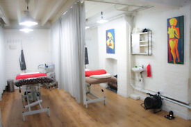 Large Beauty Room Space Floor for rent in a well established salon