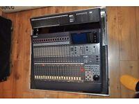 Digital Mixer Panasonic Ramsa WR-DA7
