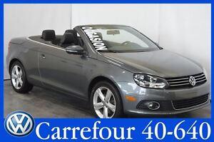 2012 Volkswagen Eos Comfortline 2.0TSI Cuir+Toit Panoramique Aut