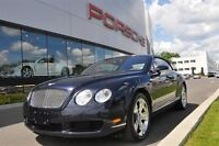 2007 Bentley Continental GTC Convertible two owner executive dri