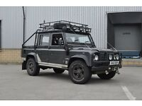 Land Rover Defender Tomb Raider Edition 110 Double Cab