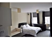 Studio Flat - Larger than average, Newly Refurbished, Clapham, Clapham High Street, Clapham North
