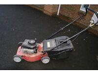 Sovereign 40cm petrol lawnmower