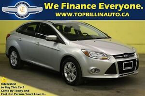 2012 Ford Focus SEL BLUETOOTH, HEATED SEATS 71 Kms