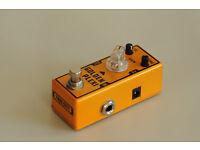 Tone City Golden Plexi overdrive pedal