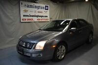 2007 Ford Fusion This is a MUST SEE TODAY Very low KM's and very