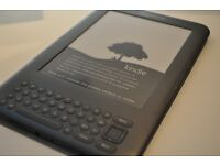 eReader Kindle + Lighted Cover