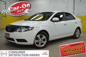 2010 Kia Forte 2.0L EX SEDAN HTD SEATS