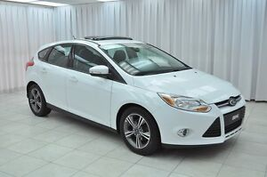 2014 Ford Focus SE 5DR HATCH w/ BLUETOOTH, HTD SEATS, SUNROOF &