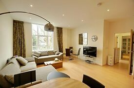Stunning 2 bed flat in exclusive building-Acton-hot property-1800