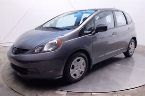 2013 Honda Fit DX-A A/C