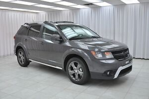 2015 Dodge Journey HOT!! HOT!! HOT!! CROSSROAD FWD 7PASS SUV w/