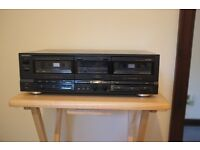 TECHNICS TAPE TO TAPE RECORDER RS-TR265