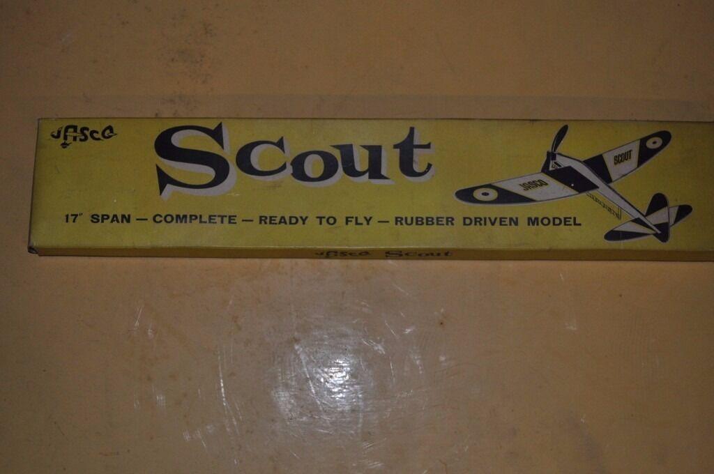 very rare airplane model