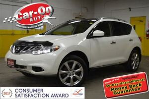 2013 Nissan Murano PLATINUM AWD LEATHER NAV PANO ROOF CAMERA