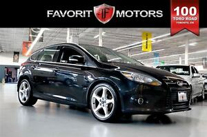 2012 Ford Focus Titanium | NAVI | REAR SENSORS | MOONROOF