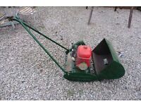 SUFFOLK PETROL MOWER