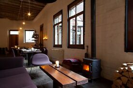 TIMBERYARD full & part time waiting staff needed