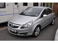 Vauxhall Corsa SXI 1.2, Good condition, been in family for last 5 years. new car forces sale